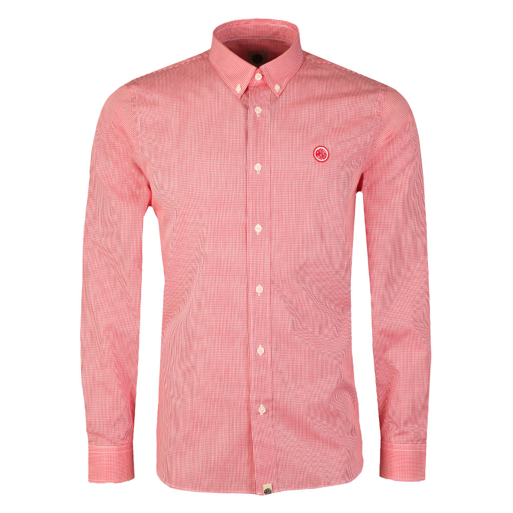L/S Hendry Gingham Shirt main image