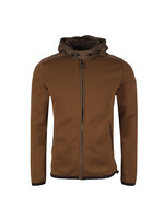 Norton Hooded Full Zip Sweat