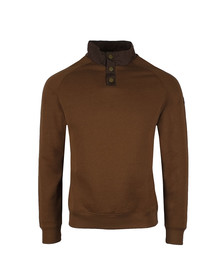 Weekend Offender Mens Green Freeman Sweat