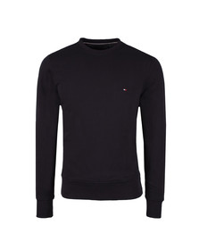 Tommy Hilfiger Mens Blue Basic Core Crew Sweat