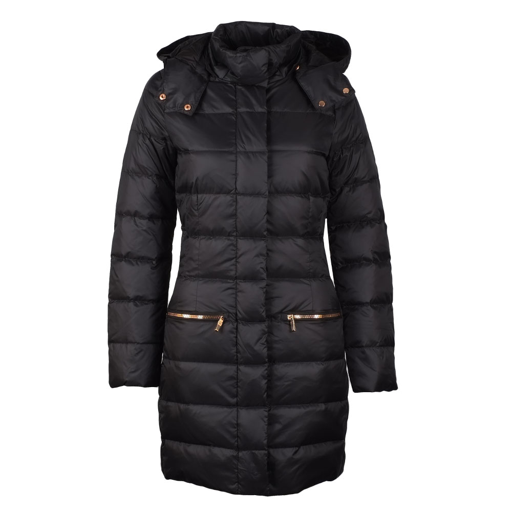 a1afebcf EA7 Emporio Armani Longer Length Down Jacket