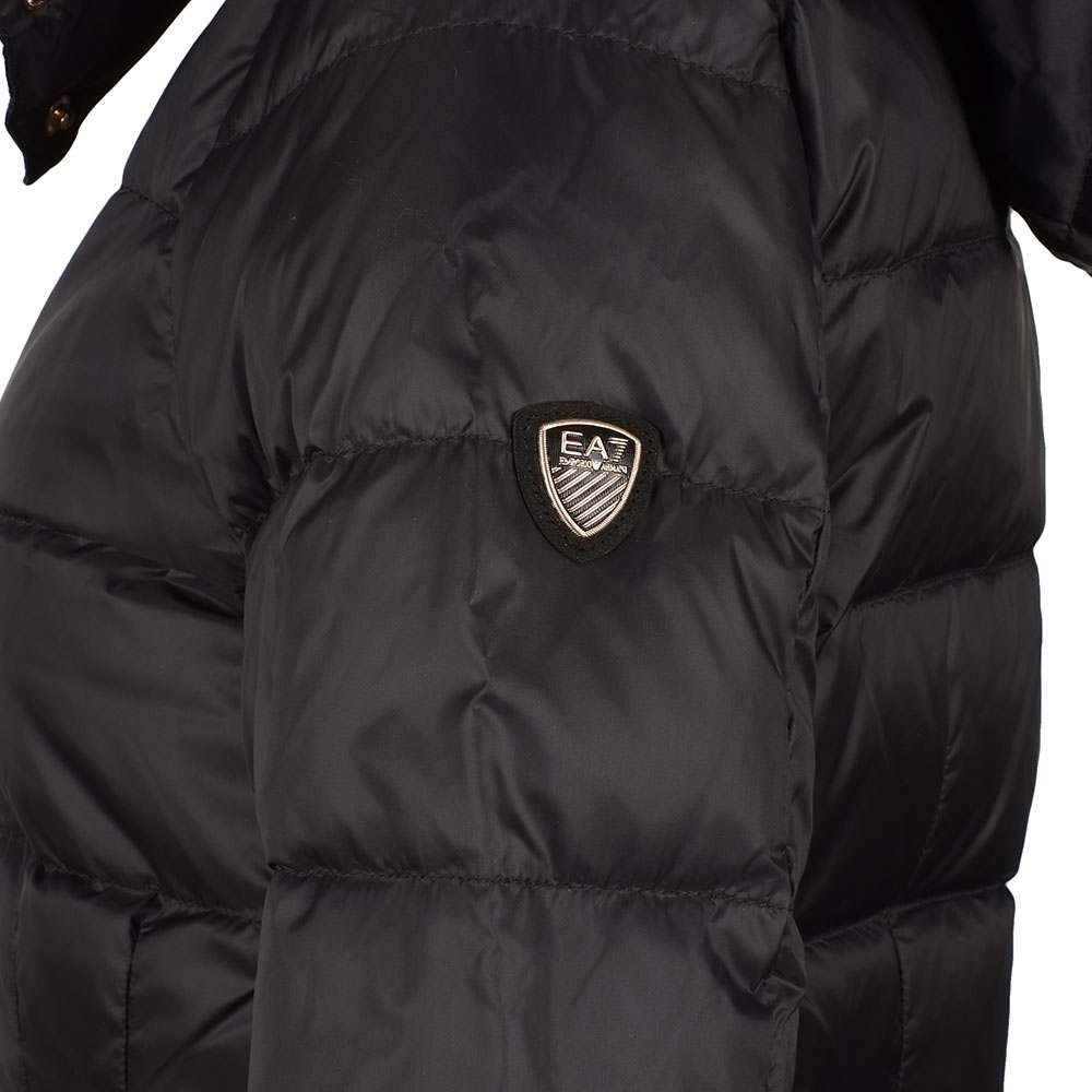 Longer Length Down Jacket main image