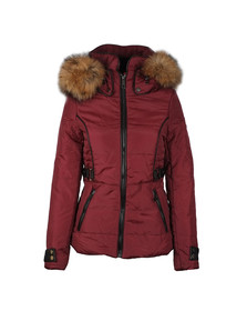 Jayloucy Womens Red JC8007 Jacket