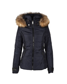 Jayloucy Womens Blue JC8007 Jacket