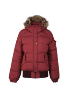 Aviator Hooded Jacket