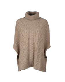 Barbour Lifestyle Womens Beige Court Cape
