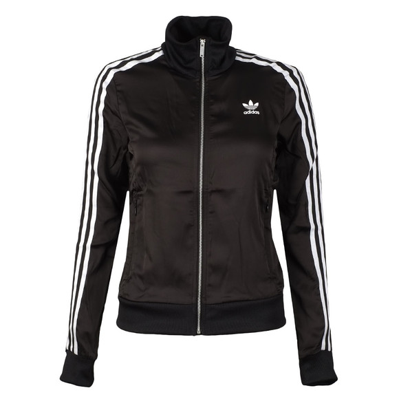 adidas Originals Womens Black Europa Track Top main image