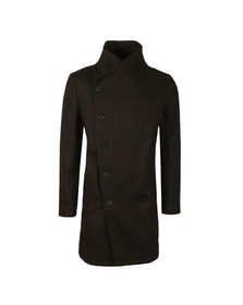 Religion Mens Black Noirex Coat
