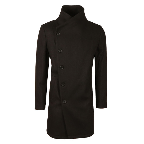 Religion Mens Black Noirex Coat main image