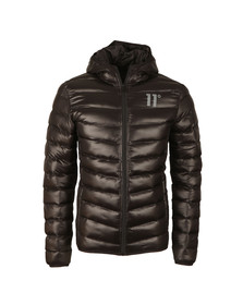 Eleven Degrees Mens Black Space Jacket