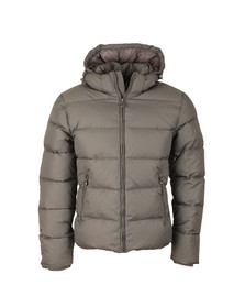 Pyrenex Mens Grey Spoutnic Jacket