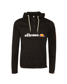 Ellesse Mens Grey Monte Badge Oh Jacket