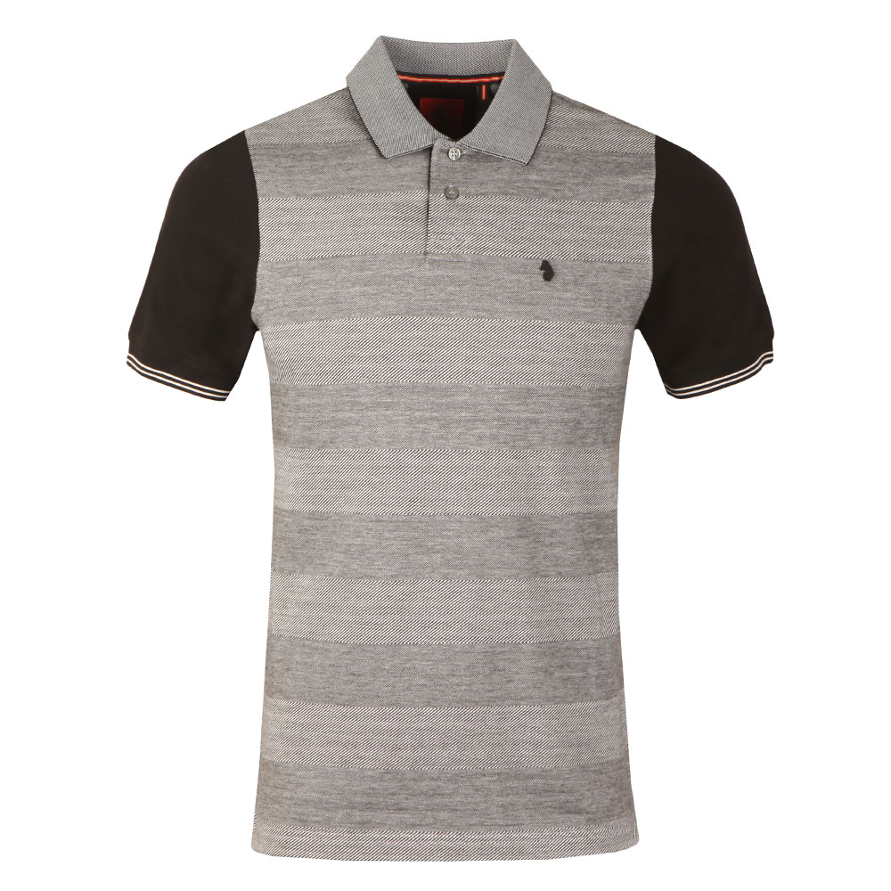 Tony Tonal Stripe Polo main image