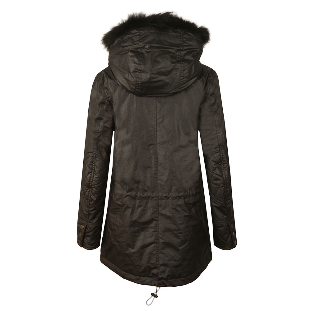 Clyde Parka With Fur main image