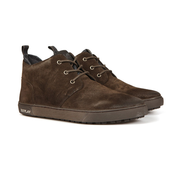Replay Mens Beige Malby Boot main image