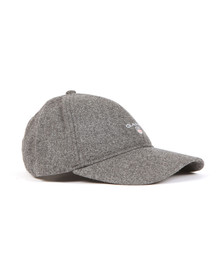 Gant Mens Grey Melton Cap