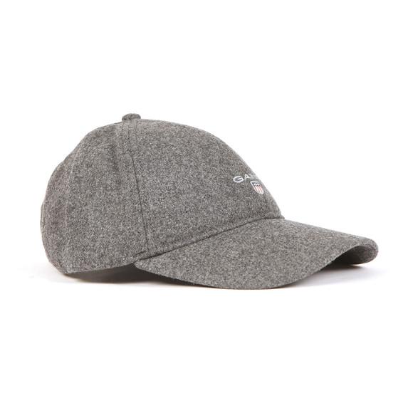 Gant Mens Grey Melton Cap main image