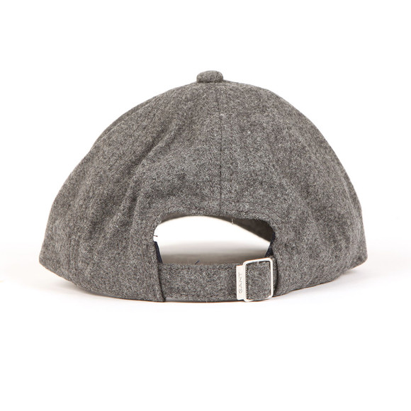 Gant Mens Grey Melton Cap main image