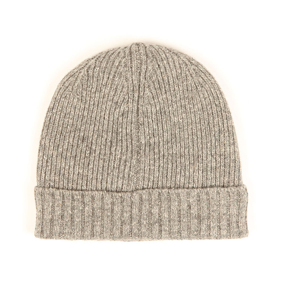 Gant Mens Grey Cotton/Wool Lined Beanie main image