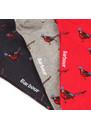 Pheasant  Motif Sock Box additional image