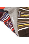 Barbour Lifestyle Mens Multicoloured Haywood Sock Gift Set
