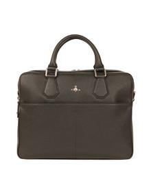 Vivienne Westwood Mens Black Milano Computer Bag