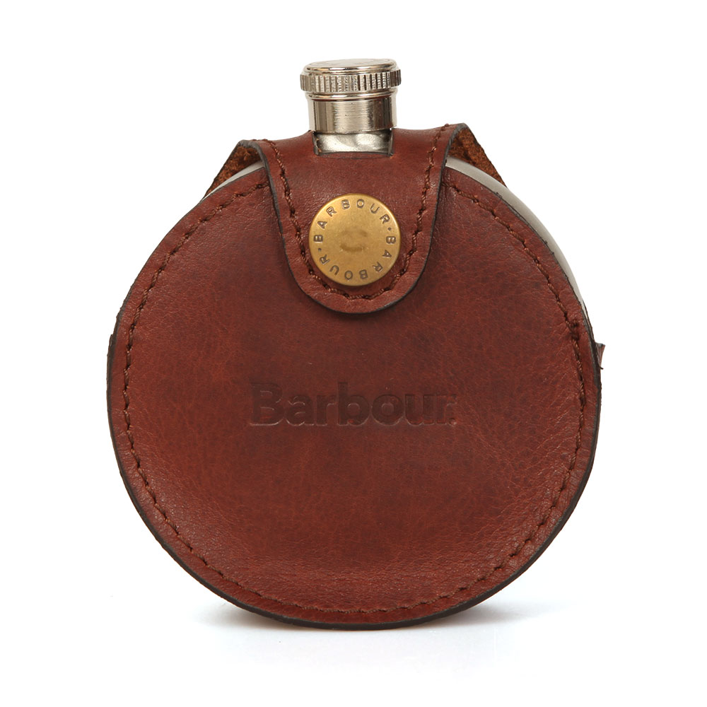Round Hip Flask main image