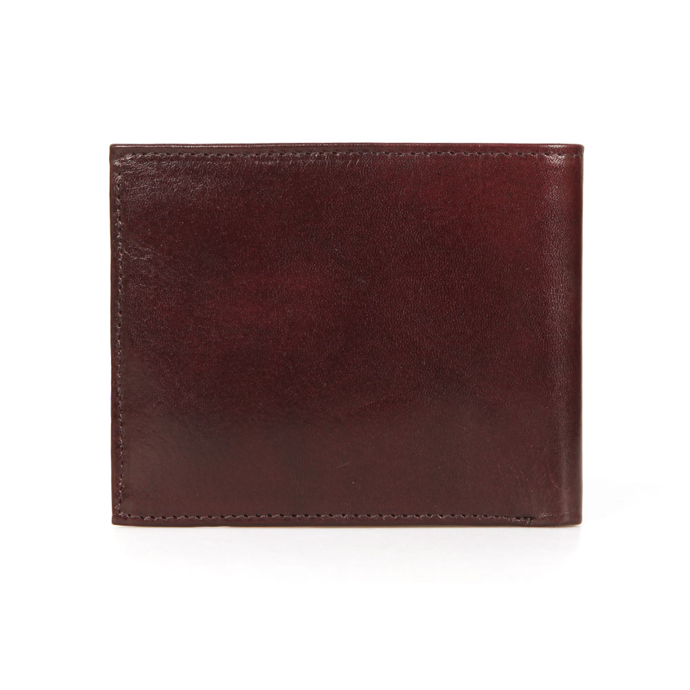 f2b4f1c0c ... Ted Baker Mens Red Vivid Coloured Bifold Wallet main image ...
