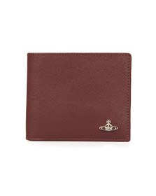 Vivienne Westwood Mens Red Kent Card Wallet