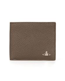 Vivienne Westwood Mens Green Milano Card Wallet