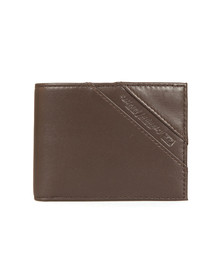 Diesel Mens Brown Hiresh XS Wallet