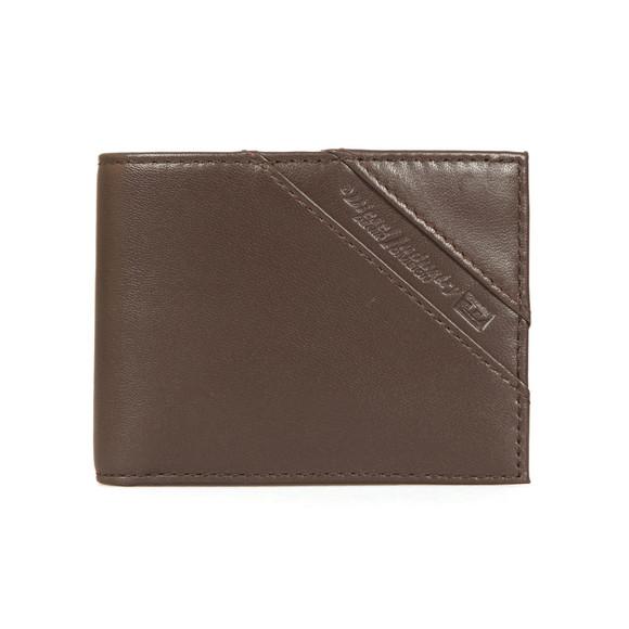 Diesel Mens Brown Hiresh XS Wallet main image