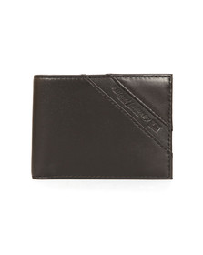 Diesel Mens Black Hiresh XS Wallet