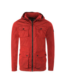 Weekend Offender Mens Red Pitt Jacket