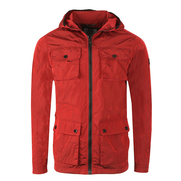 Weekend Offender Mens Red Pitt Jacket main image