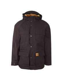 Carhartt Mens Blue Mentley Jacket