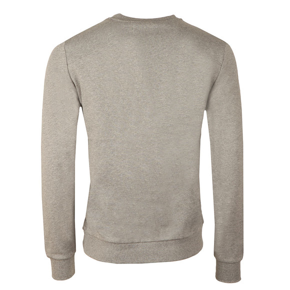 Calvin Klein Mens Grey L/S Hayto Crew Sweat main image
