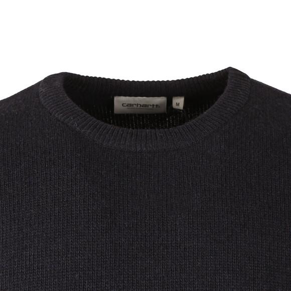 Carhartt Mens Blue Allen Sweater main image