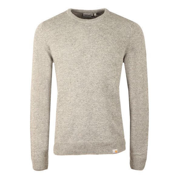 Carhartt Mens Grey Allen Sweater main image