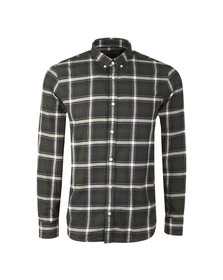 Carhartt Mens Brown Lamont Shirt