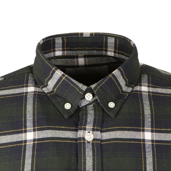 Carhartt Mens Brown Lamont Shirt main image