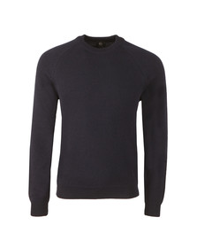PS Paul Smith Mens Blue Crew Neck Pullover
