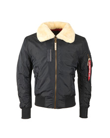 Alpha Industries Mens Blue Injector III Jacket