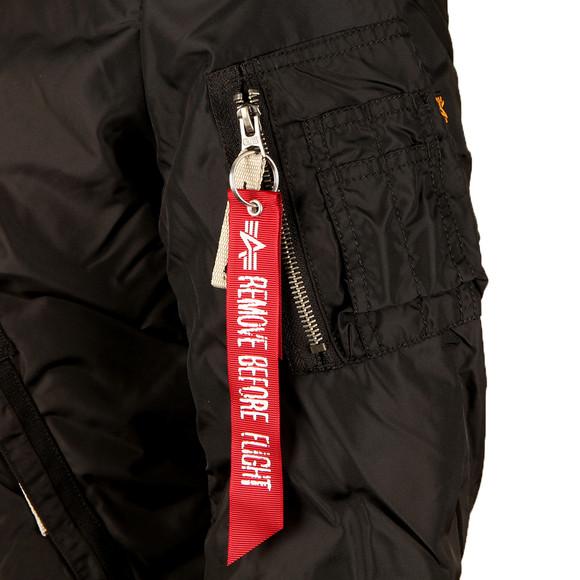 Alpha Industries Mens Black Injector III Jacket main image