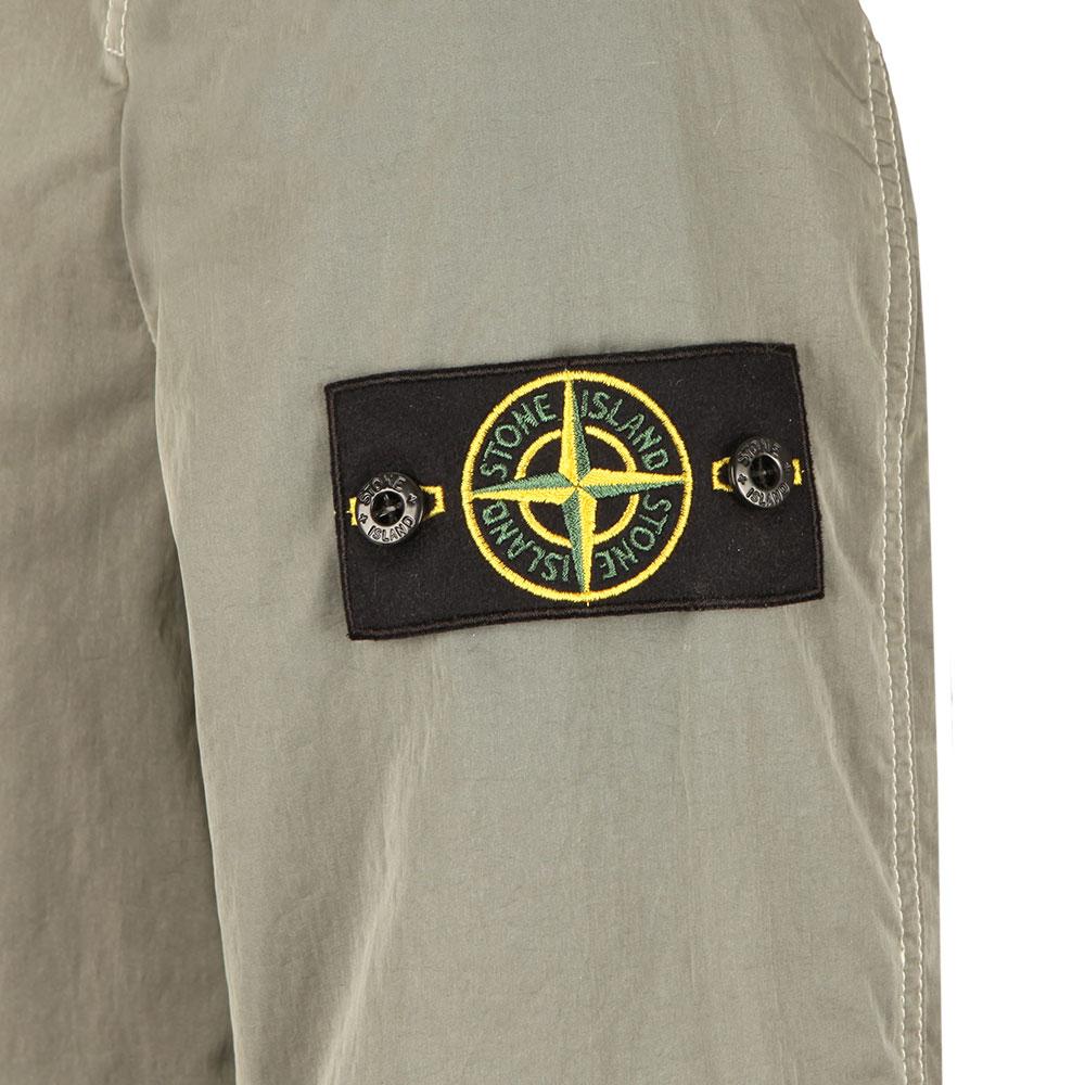 Nylon Metal Flock Jacket main image