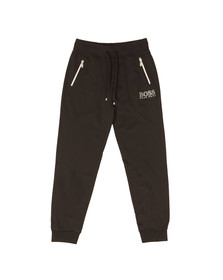 Boss Mens Black Tracksuit Pant