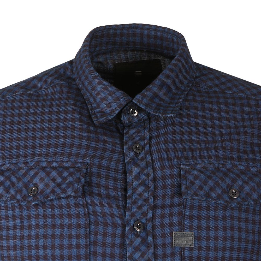 L/S Landoh Check Shirt main image