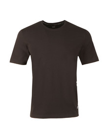Boss Mens Black Identity T Shirt