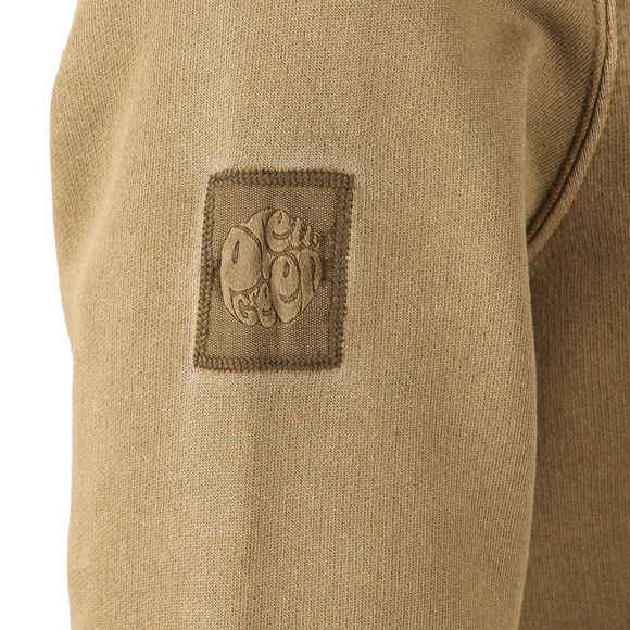 Pretty Green Mens Green Crew Pocket Sweat main image