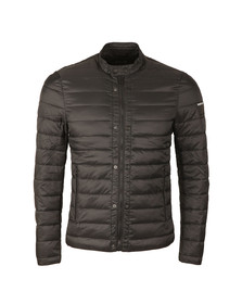 Replay Mens Black M8855 Puffer Jacket
